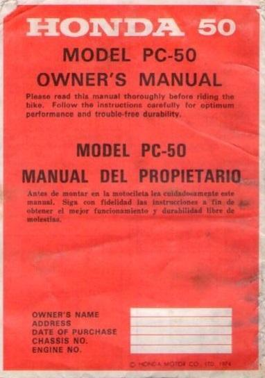ownersmanual pc50 1974 es 14032014 2304