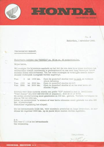 Servicebulletin 02 (1965)